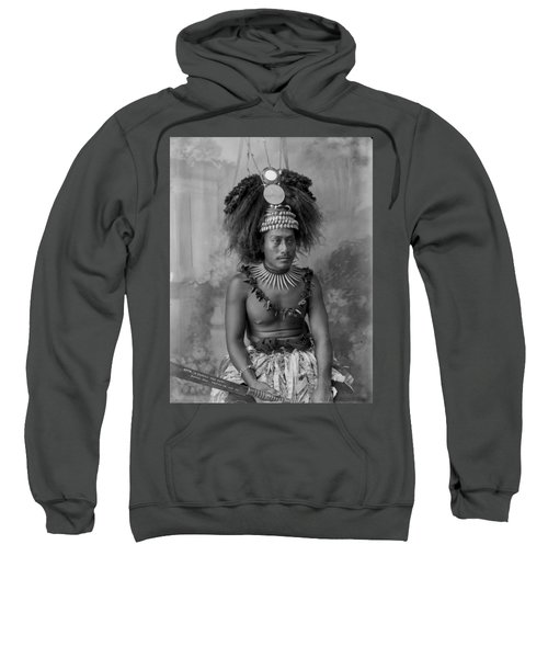 A Samoan High Chief Sweatshirt