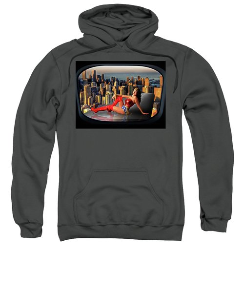 A Seat With A View Sweatshirt