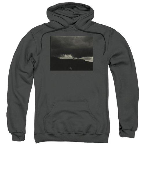 A Sequence Of Ten Cloud Photographs Sweatshirt