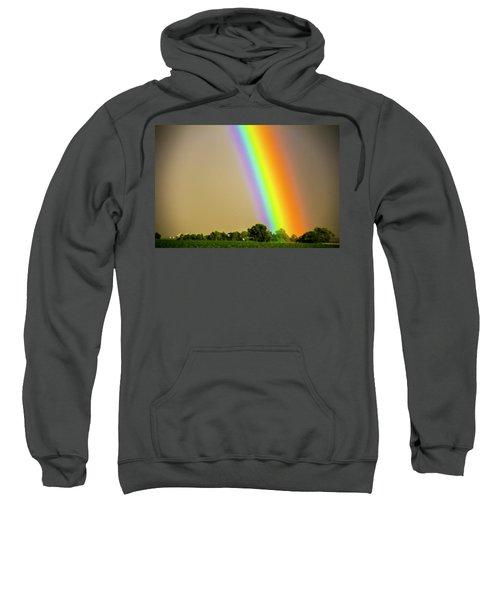 A Spectrum Of Nebraska 002 Sweatshirt