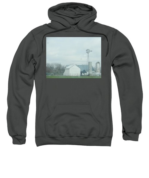 A Storm Moves In Sweatshirt