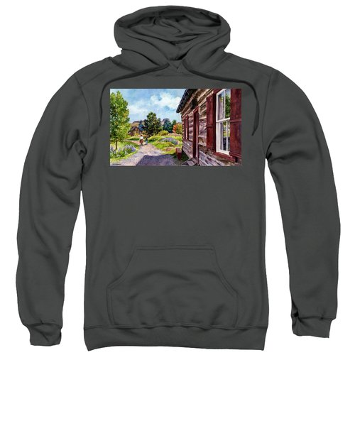 A Stroll Through Time Sweatshirt