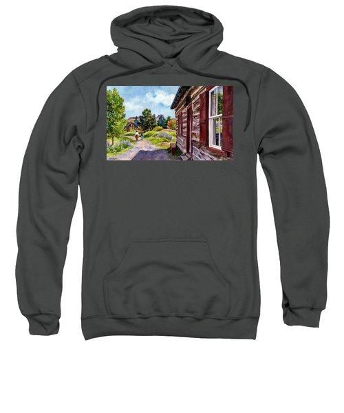 A Stroll Through Time Sweatshirt