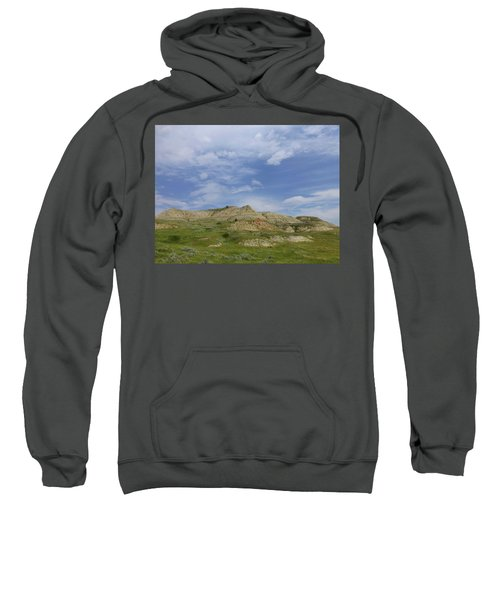 A Summer Day In Dakota Sweatshirt