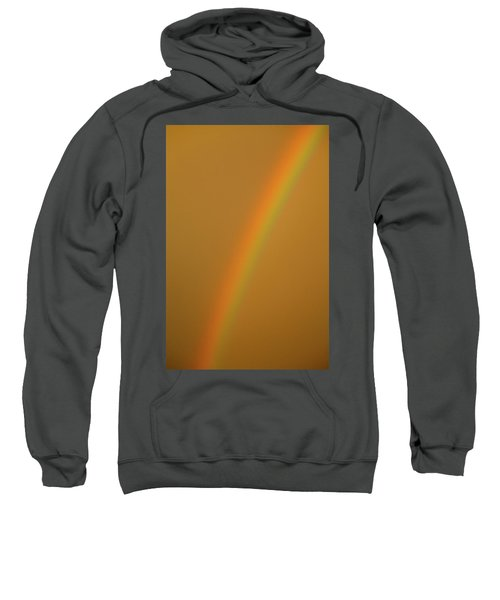 A Sunset Rainbow Sweatshirt