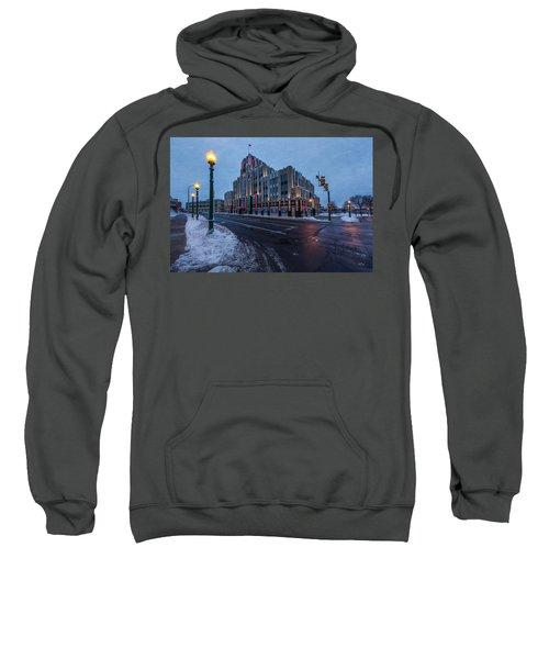 A Syracuse Beacon Sweatshirt