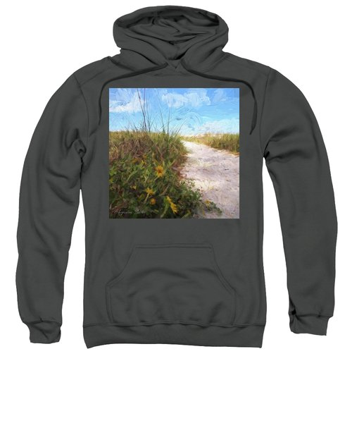 A Trail To The Beach Sweatshirt