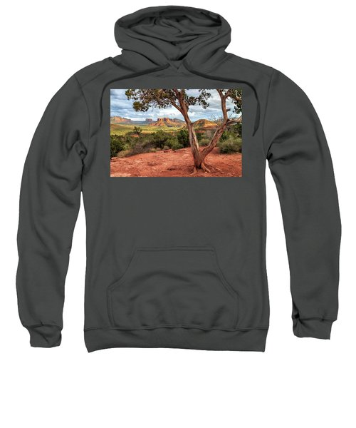 A Tree In Sedona Sweatshirt