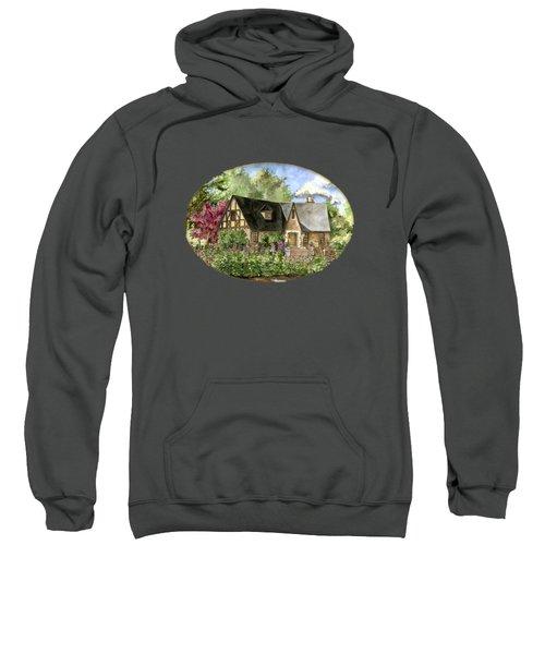 A Tudor Cottage In Summer Sweatshirt