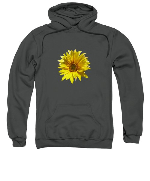 A Vase Of Sunflowers Sweatshirt