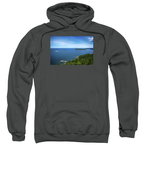 A View From Sugarloaf Mountain Sweatshirt