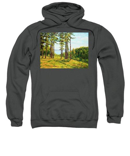 A View To The Lake Sweatshirt