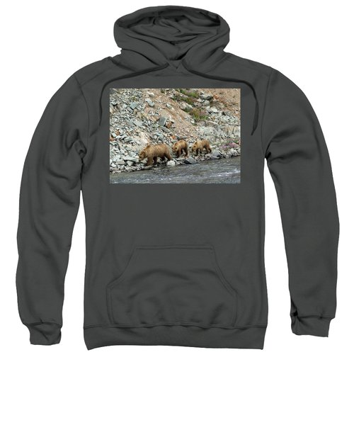 A Walk On The Wild Side Sweatshirt