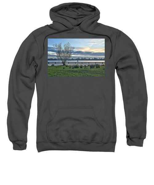 A Walk Through The Lake Sweatshirt