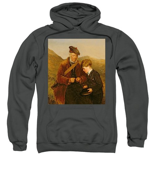 A Willing Pupil Sweatshirt