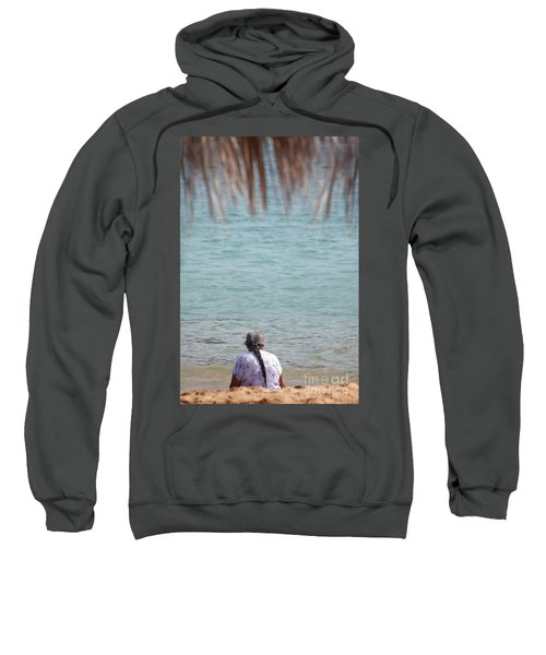 A Window With A View Sweatshirt