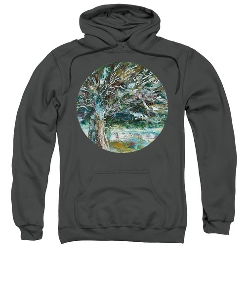 A Winter Tree Sweatshirt