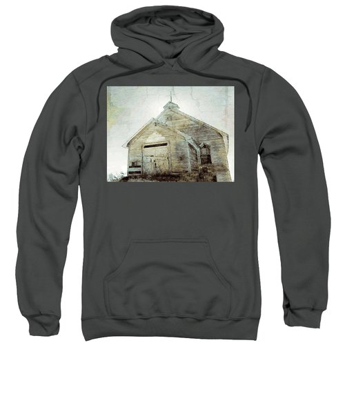 Abandoned Church 1 Sweatshirt