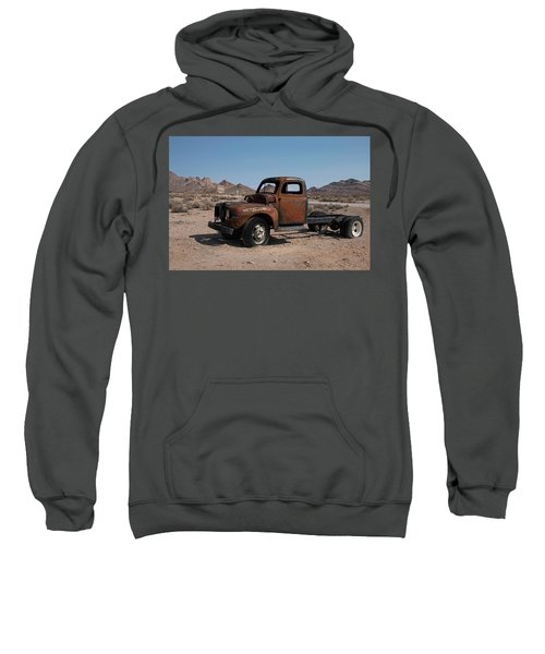 Abandoned In Rhyolite Sweatshirt