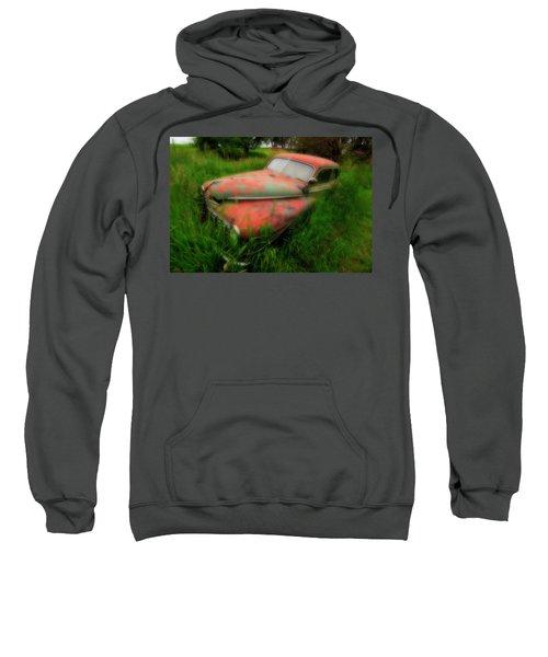 Abandoned In The Palouse Sweatshirt