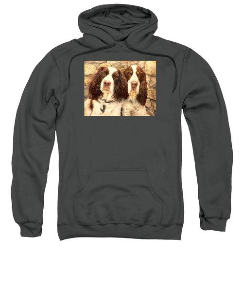 Abby And Romeo Sweatshirt