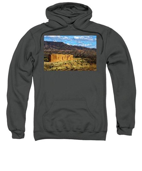 Abiquiu Church Sweatshirt