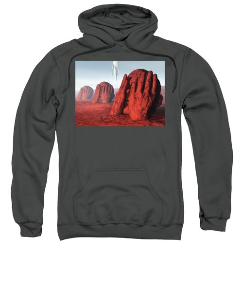 Abnegation And Truth Sweatshirt