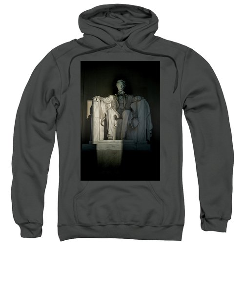 Abraham Lincoln And The Current State Of Affairs Sweatshirt