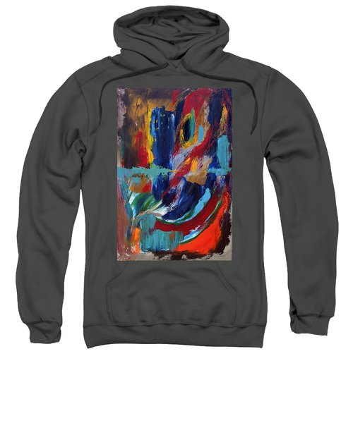 Abstract 1 Sweatshirt