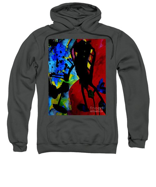 Abstract-7 Sweatshirt