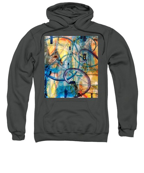 Abstract Appeal Sweatshirt