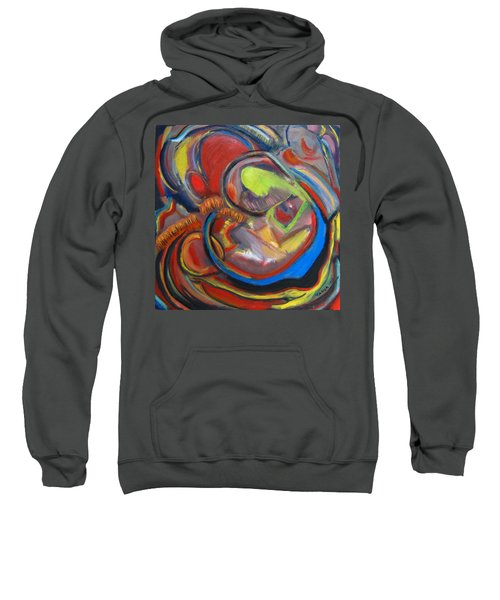 Abstract Life Sweatshirt