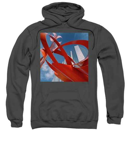 Abstract - Oklahoma City Sweatshirt