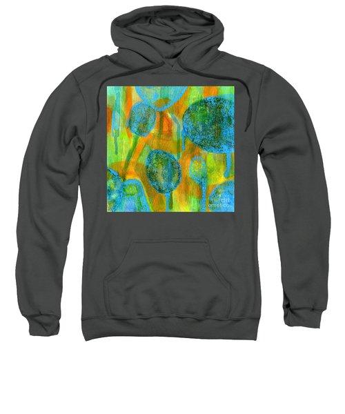 Abstract Painting No. 1 Sweatshirt