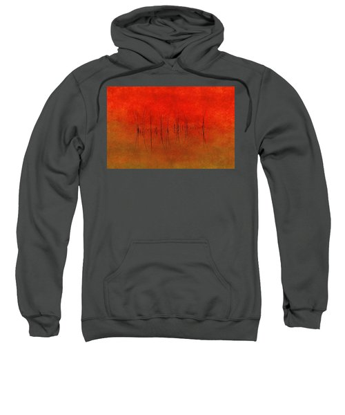 Abstract Sunset  Sweatshirt
