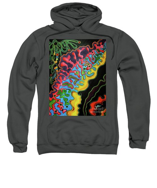 Abstract Thought Sweatshirt
