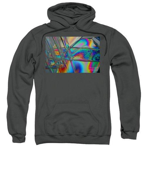 Abstraction In Color 2 Sweatshirt