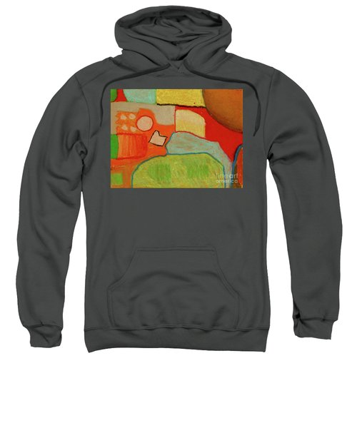 Abstraction123 Sweatshirt