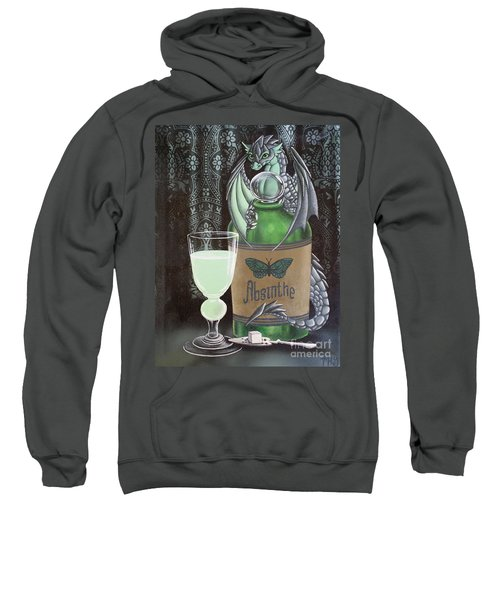 Absinthe Dragon Sweatshirt