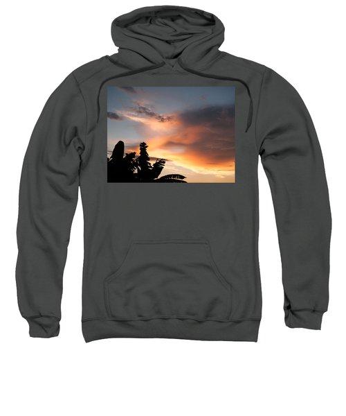 Abuja Sunset Sweatshirt