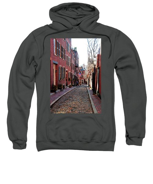 Acorn Street Beacon Hill Sweatshirt