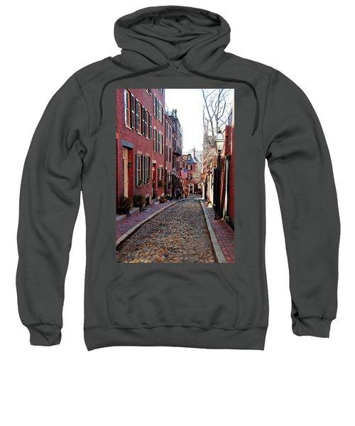 Acorn Street Beacon Hill Sweatshirt