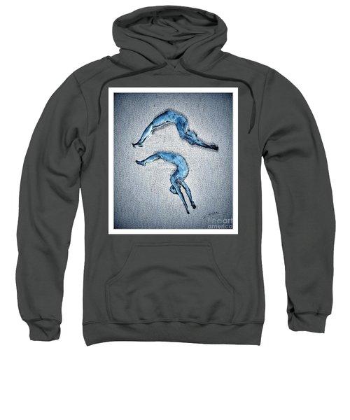 Acrobatic Gesture Sweatshirt