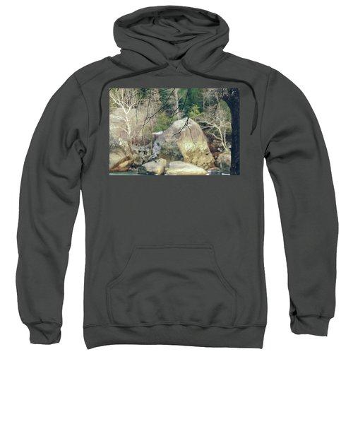 Across From Eagle Falls Sweatshirt