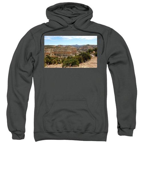 Across Utah  Sweatshirt
