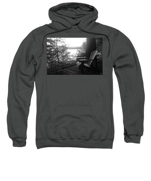 Adirondack In Maine Sweatshirt