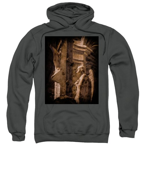 Paris, France - Adoring Angel Sweatshirt