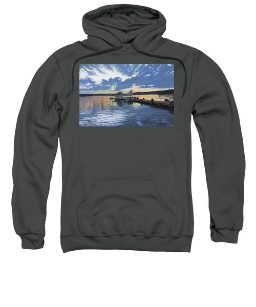 Adventure Awaits Sweatshirt