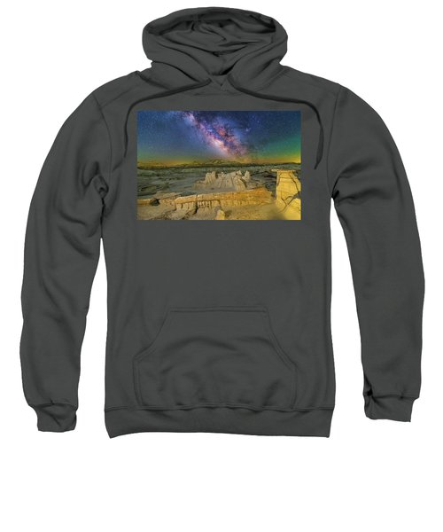 Aeons Of Time Sweatshirt