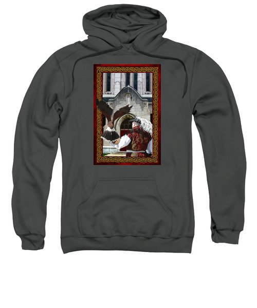 The Falconer Sweatshirt